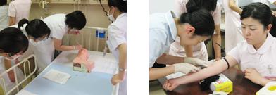 新人看護師 グローアップ研修の内容